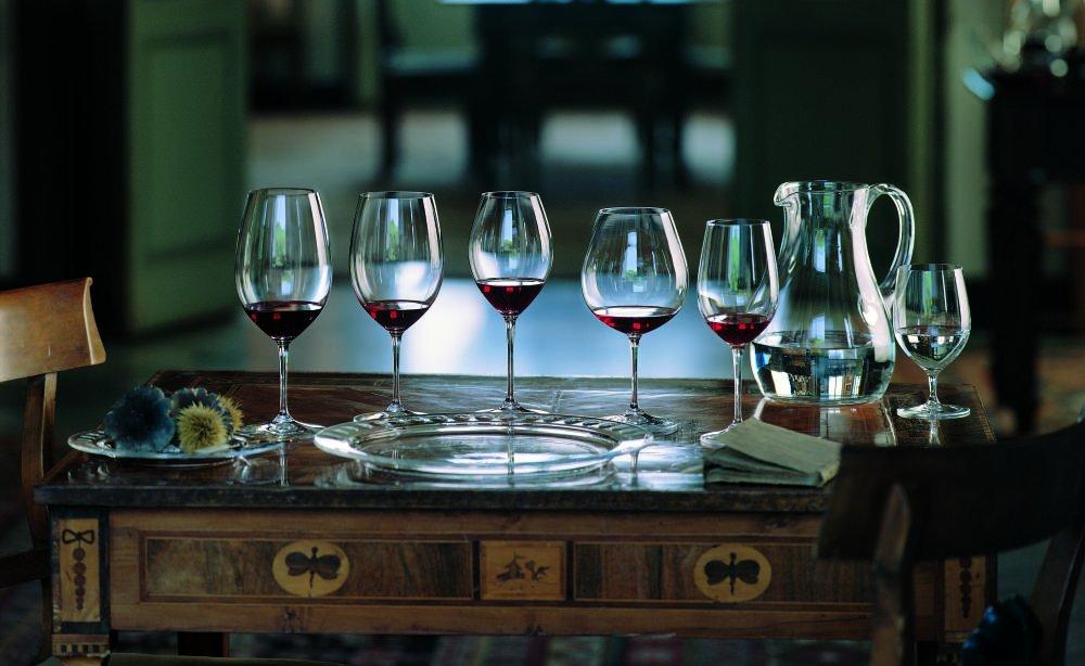 Riedel VINUM Bordeaux/Merlot/Cabernet Wine Glasses, Pay for 6 get 8 by Riedel (Image #5)