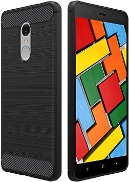 POOPHUNS Funda Xiaomi Redmi Note 4/4X, Carcasa Xiaomi Redmi Note 4 ...