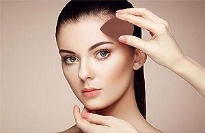 JPNK 4? Makeup Sponges with Foundation Makeup Brush,Latex-free for Blending Liquid, Cream or Flawless Powder Cosmetics