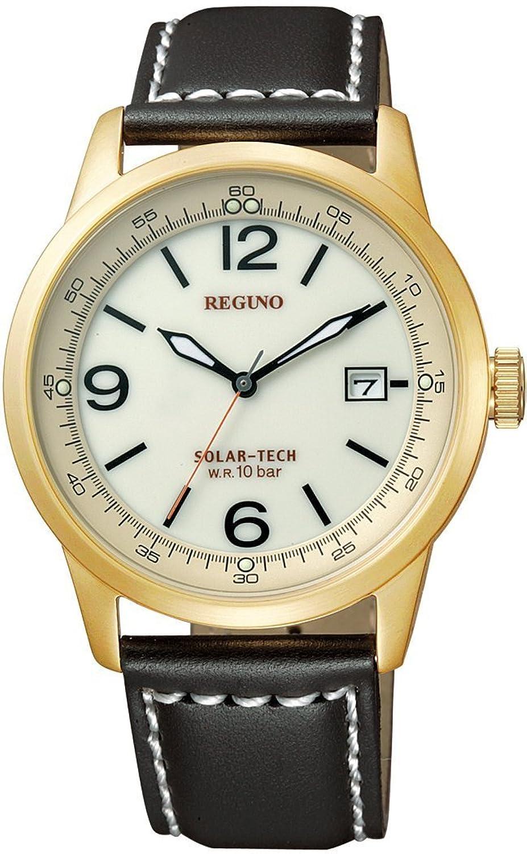 [シチズン]CITIZEN 腕時計 REGUNO レグノ スタンダード ミリタリー ソーラーテック KH2-227-10 メンズ B008EPIJBA