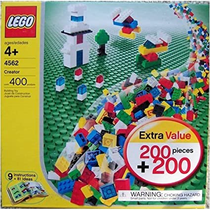 Amazoncom Lego Creator 4562 Box Of Bricks Toys Games
