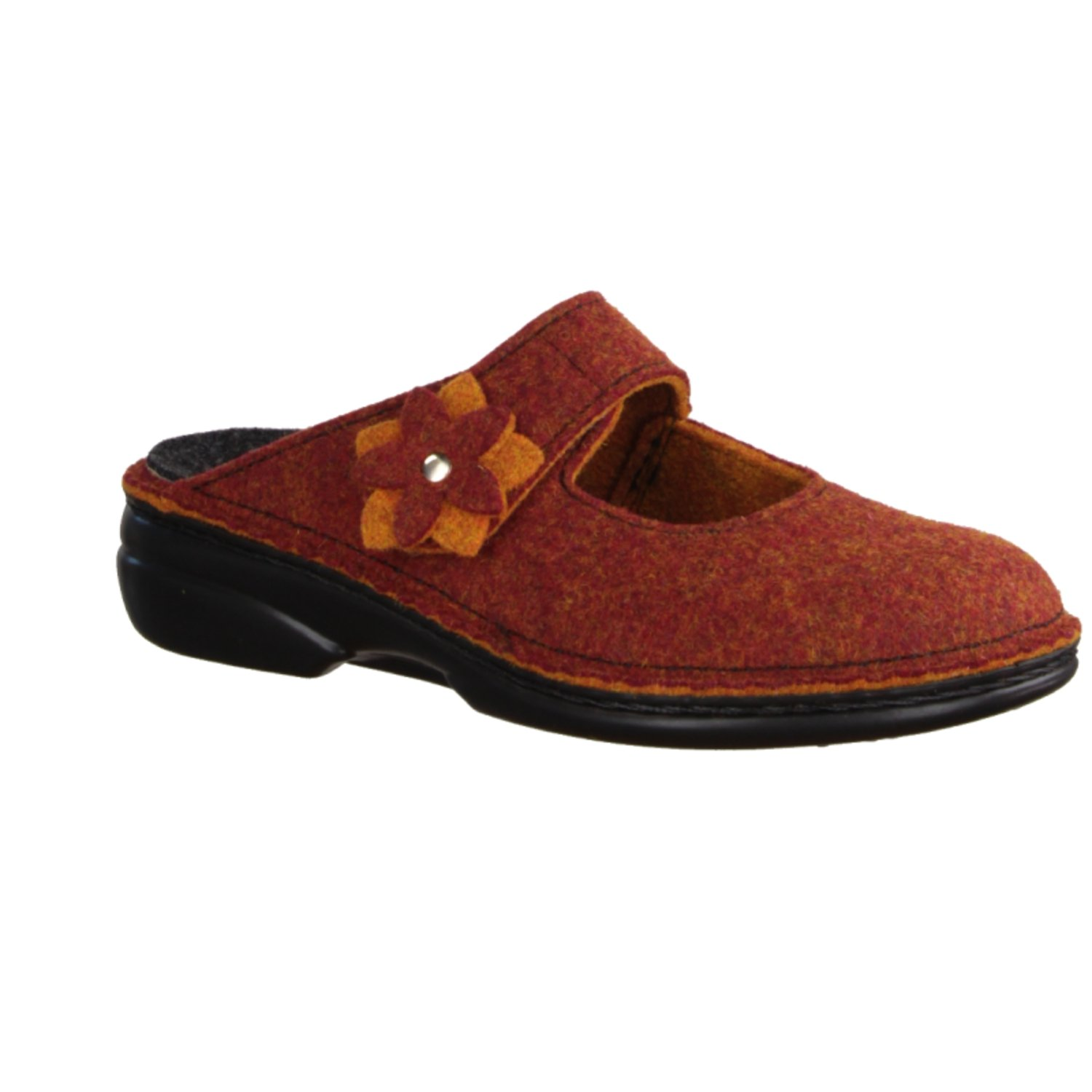 FinnComfort Pantofole Donna Rosso Rosso
