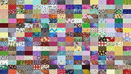 Quilt Fabric Charm - 6