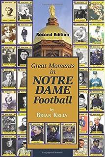 greatest moments in notre dame football history heisler john zorich chris