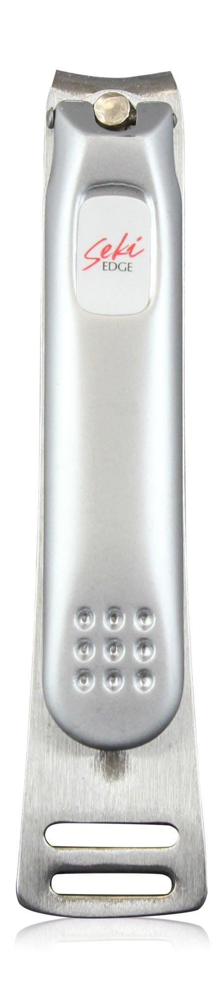 SEKI EDGE SS-107- Stainless Steel Toenail Clipper