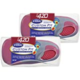 Dr. Scholl's CFO Custom Fit Orthotics CF420, 2-Pair, Visit a Custom Fit Kiosk with Advanced Footmapping Technology to Get Our Recommended Custom Fit Number For You!