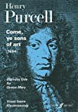 Come, Ye Sons of Art: (Vocal Score) (Faber Edition) by Henry Purcell (1984-10-19)
