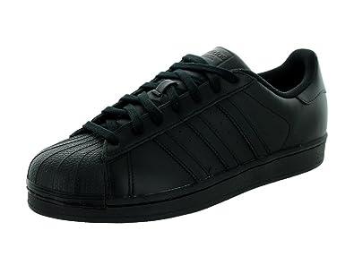 los angeles b58a6 f8dbc adidas Originals , Bas Mixte Adulte - Noir - Noir (Black Black Black
