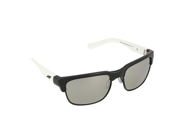 Arnette Dean - Gafa de sol rectangular color negro con ...