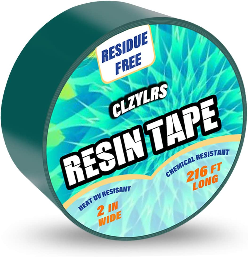 CLZYLRS Resin Tape for Epoxy Resin Molding