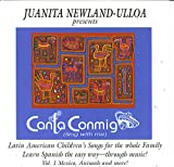 Canta Conmig (sing with me)/Latin American Children's Songs for the whole family
