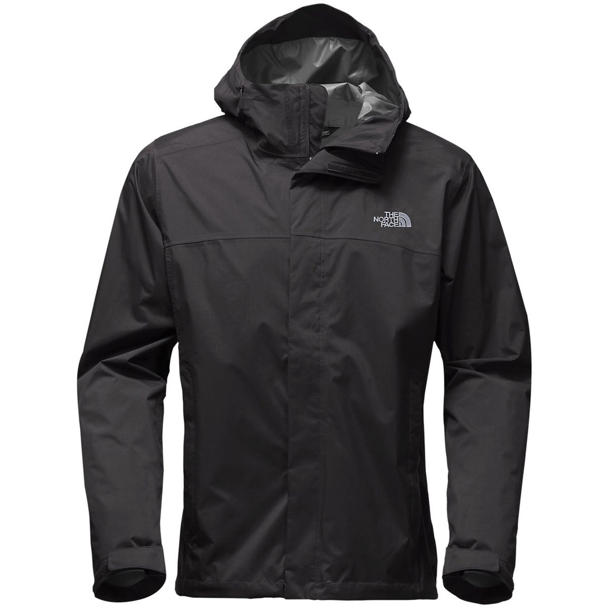 The North Face Men's Venture 2 Jacket - Tall Black (X-Large) by The North Face (Image #1)