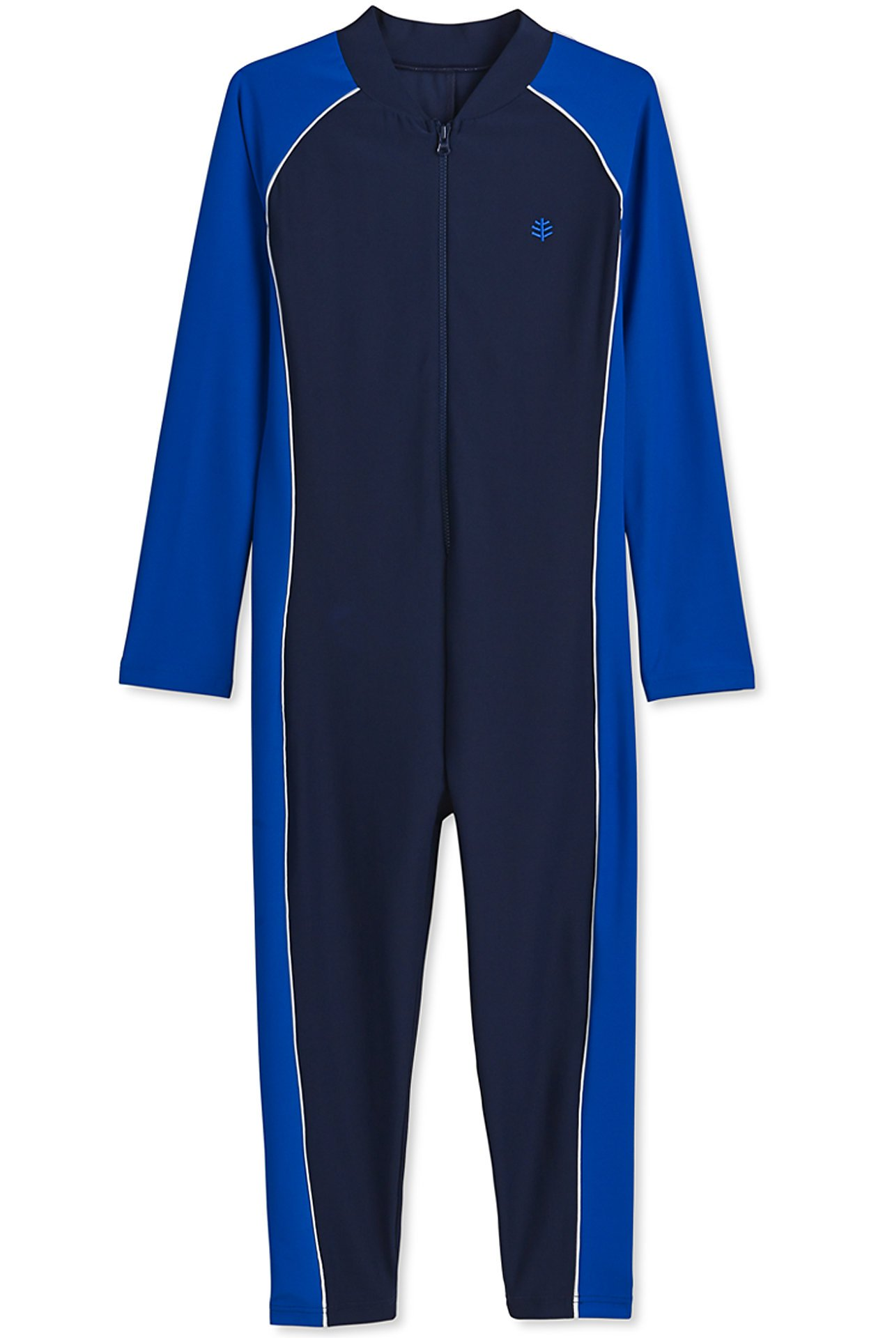 Coolibar UPF 50+ Kids' Neck-to-Ankle Surf Suit - Sun Protective