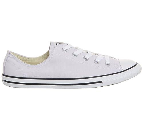 zapatillas casual de mujer chuck taylor dainty ox converse