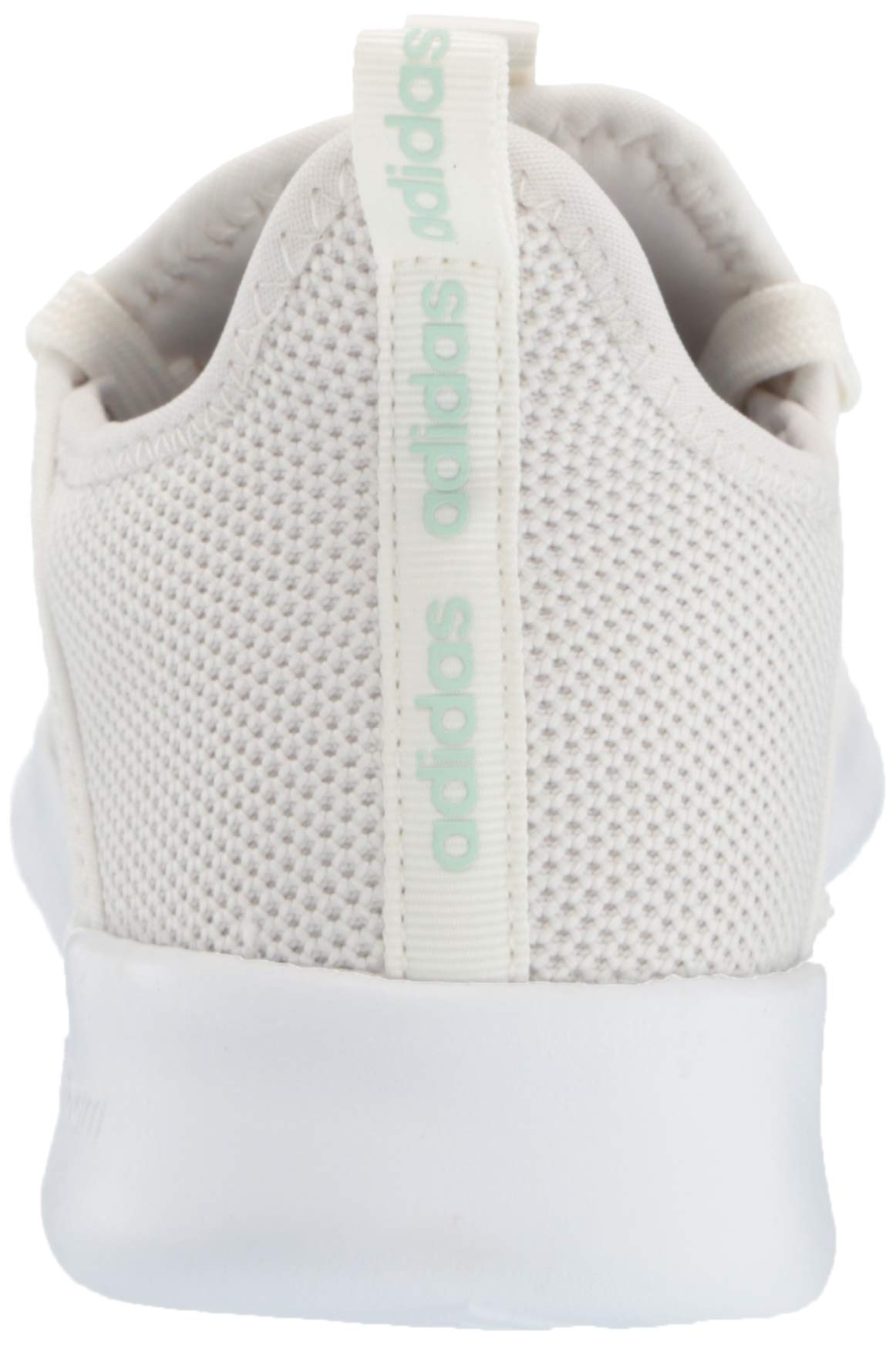 adidas Women's Cloudfoam Pure Running Shoe, Cloud White/Ice Mint, 5.5 Medium US by adidas (Image #2)