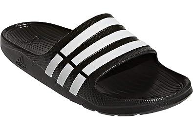 sale retailer 27e51 8a07b adidas Duramo Slide, Chaussures de Plage   Piscine Homme