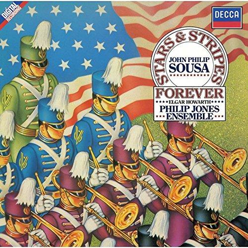 CD : Sousa / Jones, Philip Brass Ensemble - Sousa: The 15 Marches (Super-High Material CD, Japan - Import)