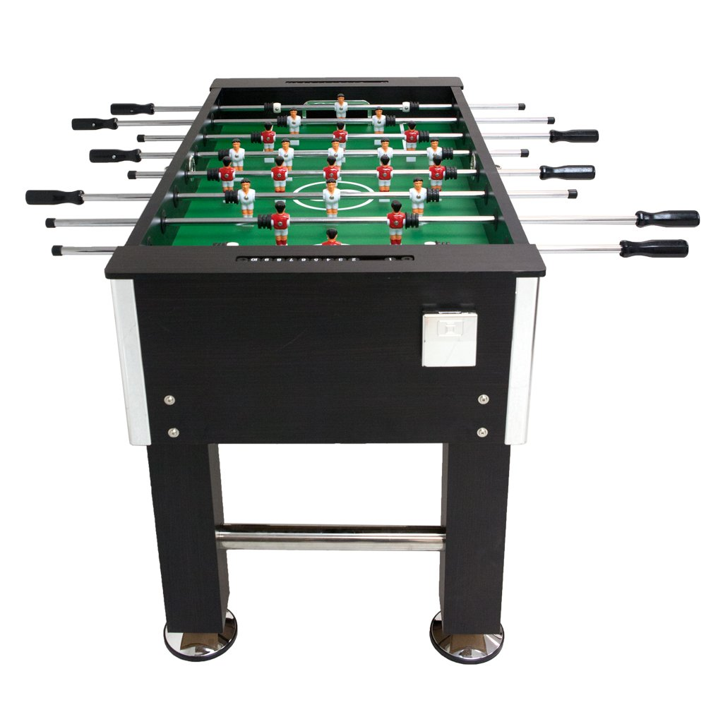Amazon.com : Sport Squad FX57 Deluxe Foosball Table With Two Cup Holders  And Recessed Scorers : Sports U0026 Outdoors