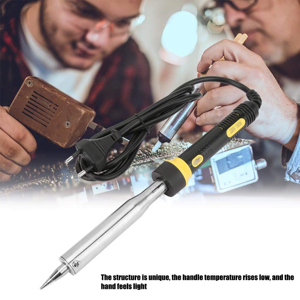 Pistolet /à souder droit fer /à souder /électrique Zerone temp/érature TU-505B-150 W fiche UE 220 V