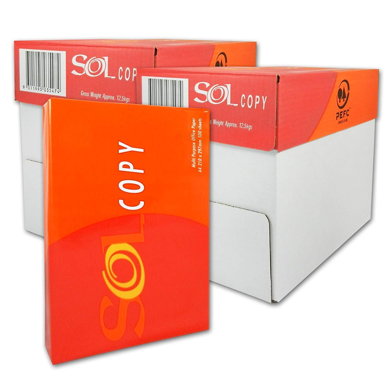 5000 fogli Carta standard DIN A4