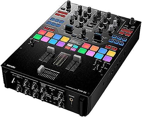 Amazon.com: DJM-S9 Mezclador de batalla Pioneer DJ: Musical ...