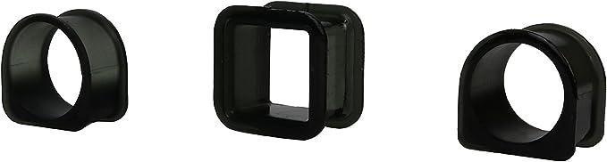 Nolathane REV190.0012 Black Steering Front Rack /& Pinion Bushing
