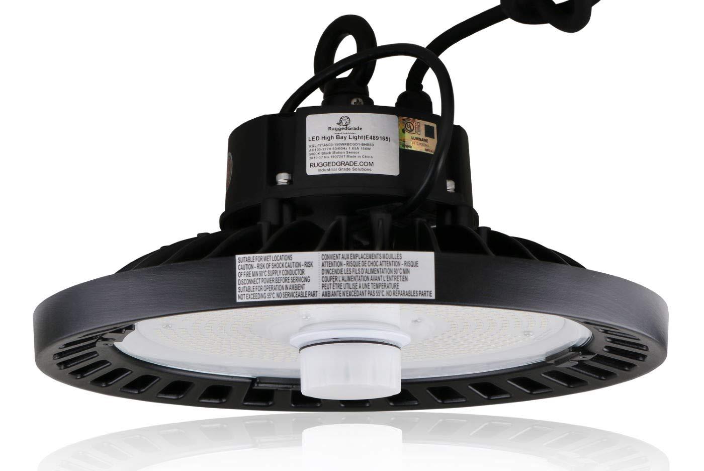Dimmable 14,500 Lumen Titan III 100 Watt LED High Bay Light