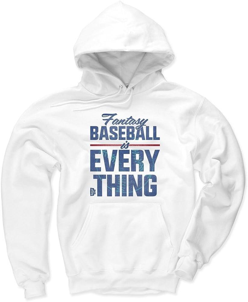 500 LEVEL Fantasy Baseball Hoodie is Everything