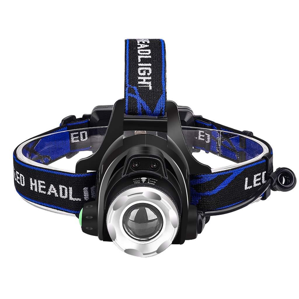 ZZ headlamp Scheinwerfer , Intelligente Induktion Wasserdichte LED Scheinwerfer Stirnlampe 3000m Heimgebrauch Angeln Outdoor Sports Radfahren Zubehör