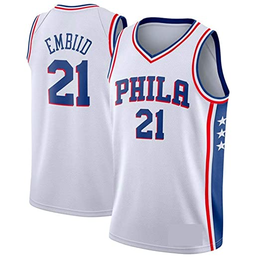 BALL-WHJ Camiseta Unisex De Baloncesto para Hombre ...