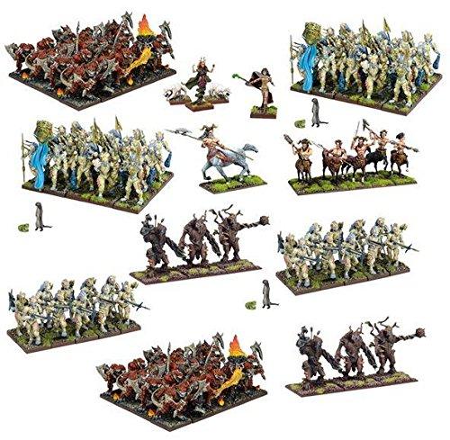 Kings of War: Forces of Nature Mega Force Set