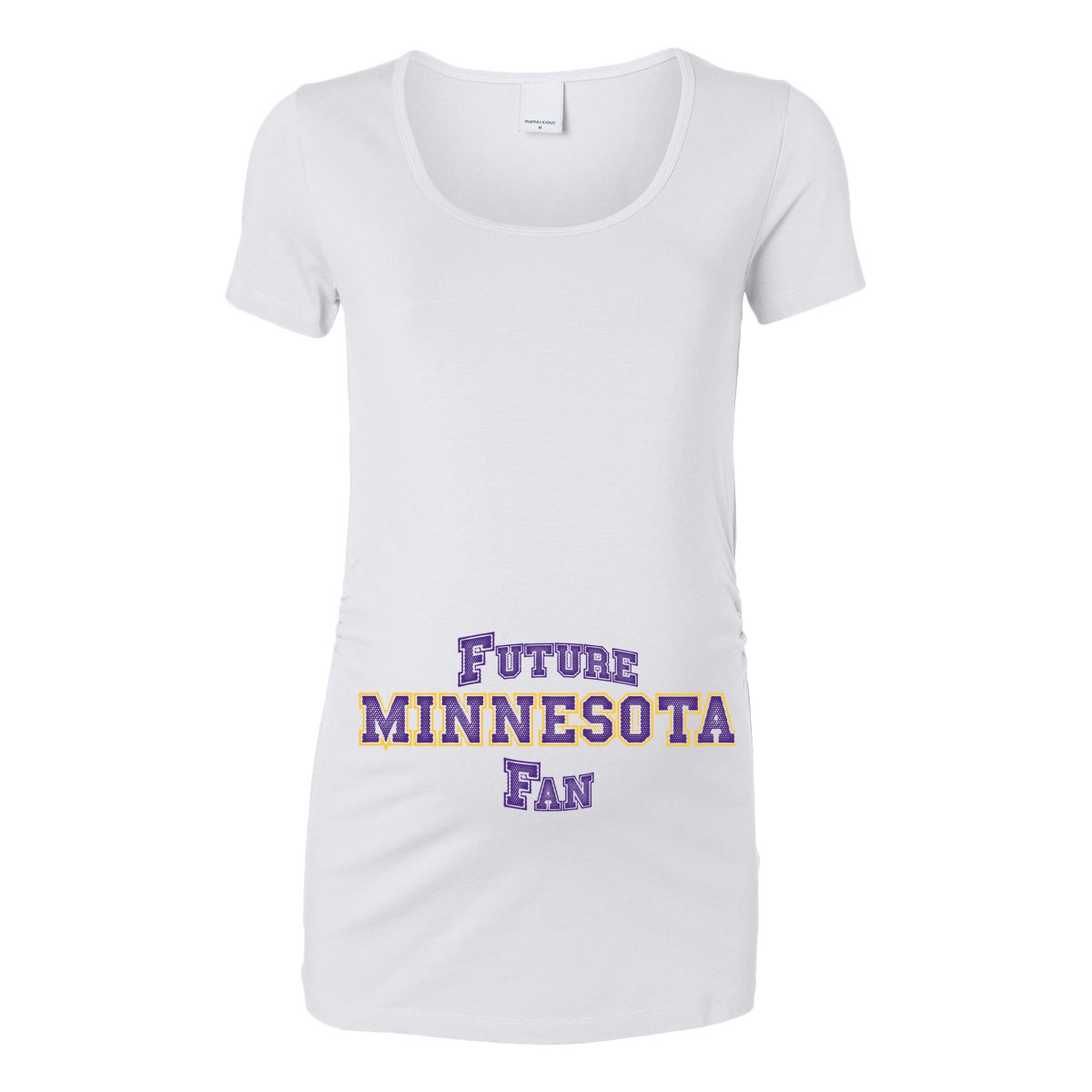 Future Minnesota Fan Women's Maternity T-Shirt 102035