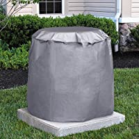 Bandwagon Air Conditioner Cover, 34 by 30-Inch, Round