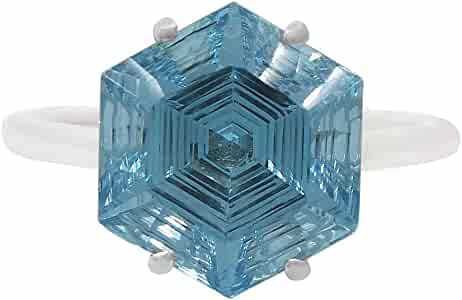 Loose Gemstone Aquamarine Bracelet Adjustable 2 mm BB51 Rondelle /& Faceted 7 Inch Long