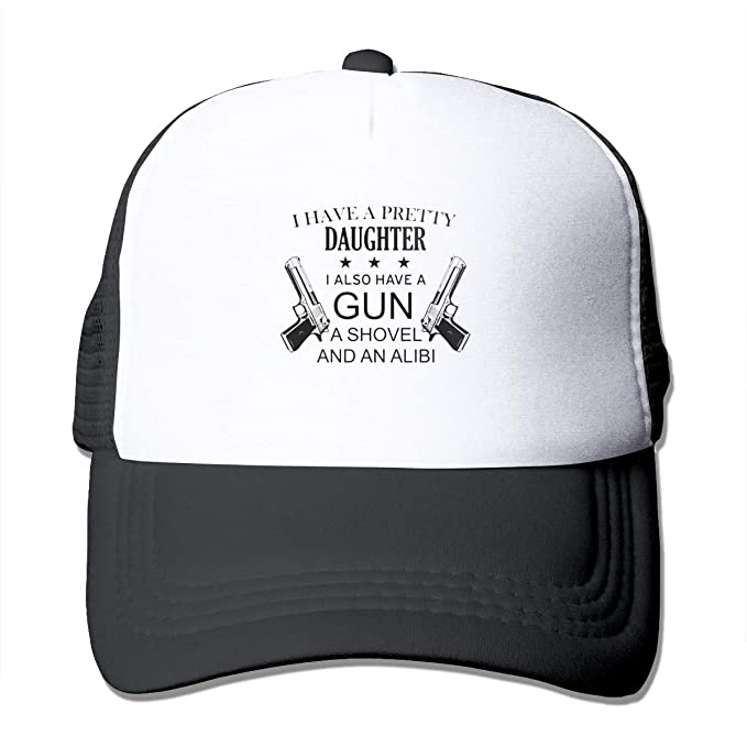 fb7639bfc11 Kneighton Movie Limited Edition Trucker Hats Black at Amazon Men s Clothing  store