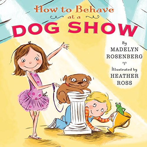 How to Behave at a Dog Show pdf epub