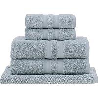 jogo toalhas banho buddemeyer 5p algodão egípcio verde 1844