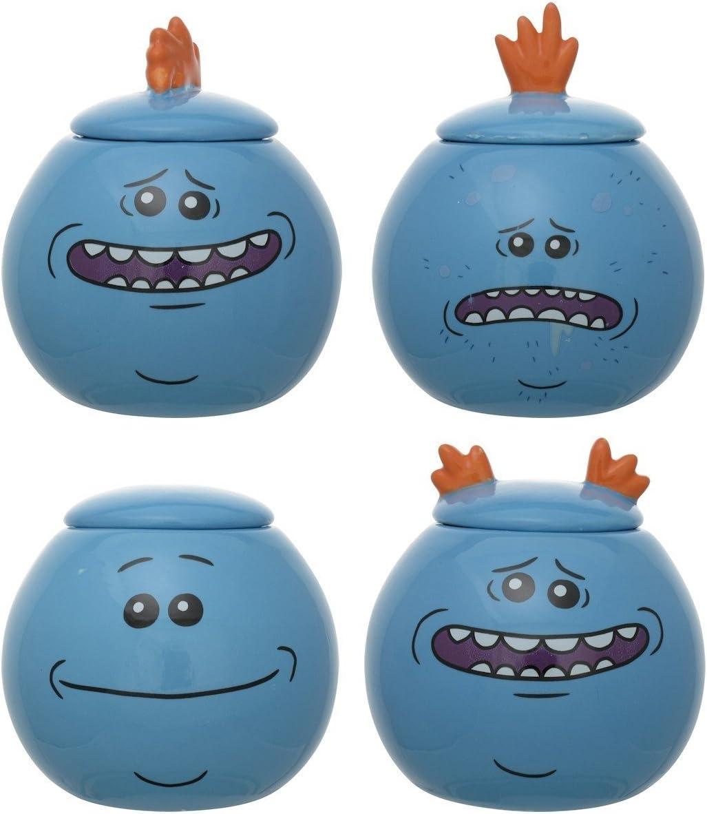 Mr. Meeseeks Jar Set