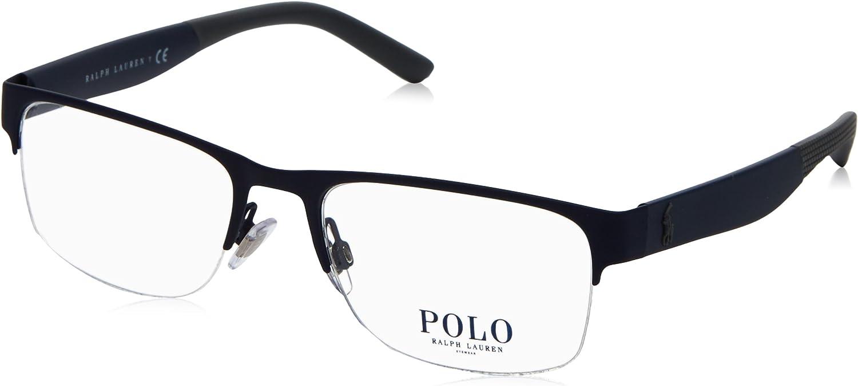 Polo Ralph Lauren 0PH1168, Monturas de Gafas para Hombre, Azul ...