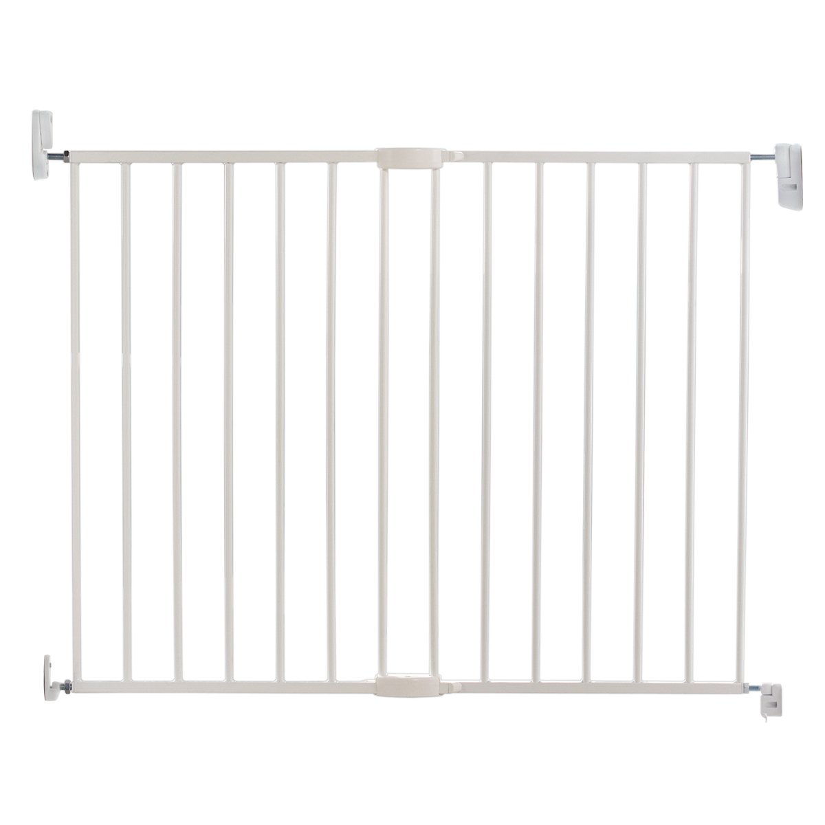 Lindam Push To Shut Easy Close Extending Metal Safety Gate 051679