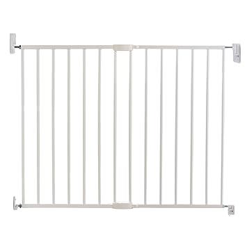 Lindam Push To Shut Easy Close Extending Metal Safety Gate Amazon
