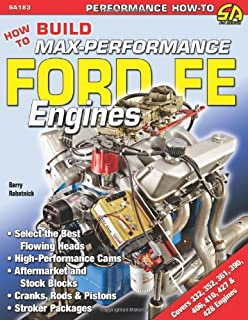 How To Rebuild Bigblock Ford Engines Steve Christ 9780895860705. How To Build Maxperformance Ford Fe Engines Performance Howto. Ford. Ford Fe 360 Diagram At Scoala.co