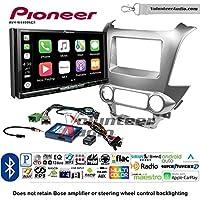 Volunteer Audio Pioneer AVH-W4400NEX Double Din Radio Install Kit with Wireless Apple CarPlay, Android Auto, Bluetooth Fits 2015 Chevrolet Tahoe, Suburban
