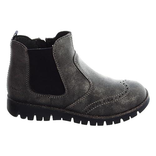 b8d5ccfd39dcb Primigi Oxfy Boys, Suede, Boots, 2 1/2 UK: Amazon.co.uk: Shoes & Bags