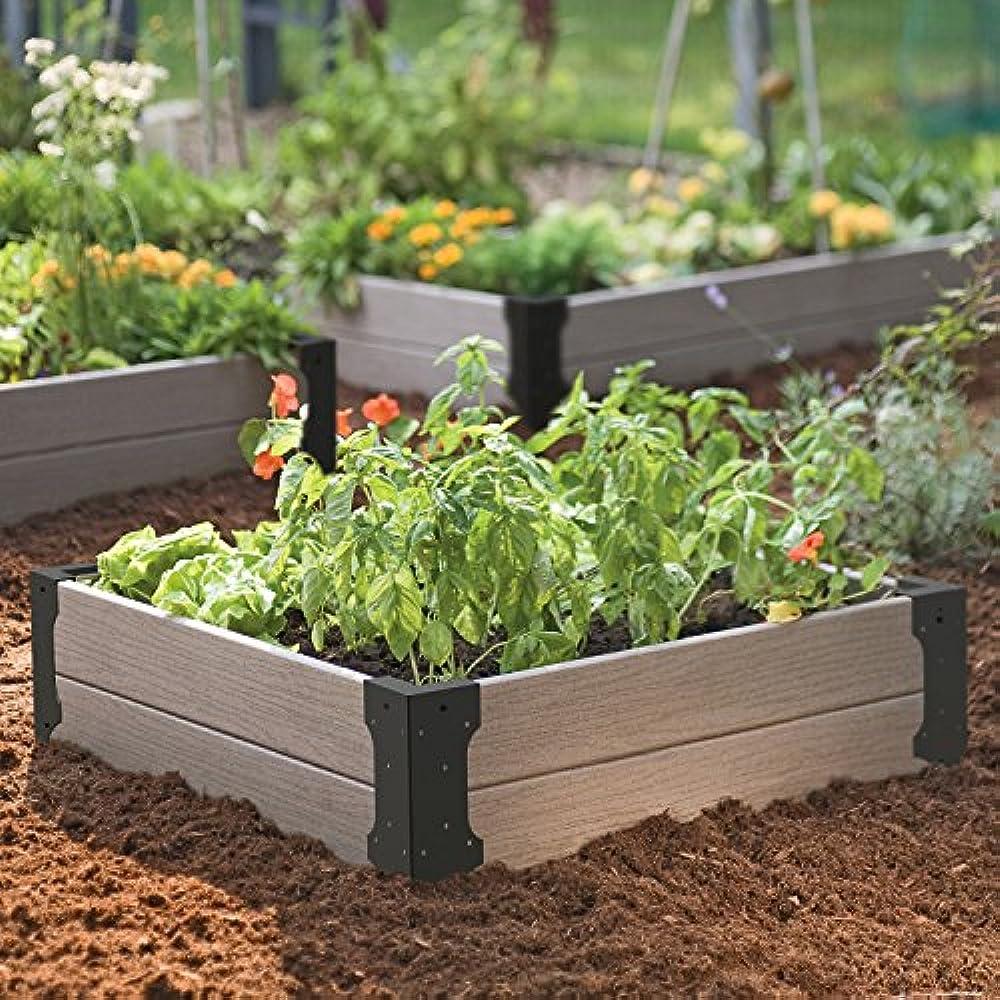 89584 Raised Garden Bed Corner Brackets Plant-Container