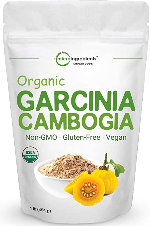 Amazon Com Organic Garcinia Cambogia Weight Loss Powder 1 Pound