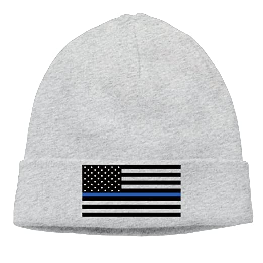 Men Women Support The Police Thin Blue Line American Flag Hedging ... ed95a539b