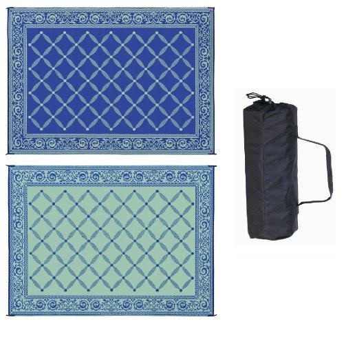camper area rug - 1