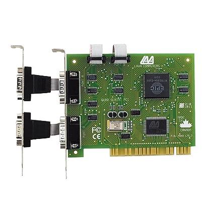 Lava QUATTROL-PCI - Tarjeta de Puerto Serie (4 x RS232 ...