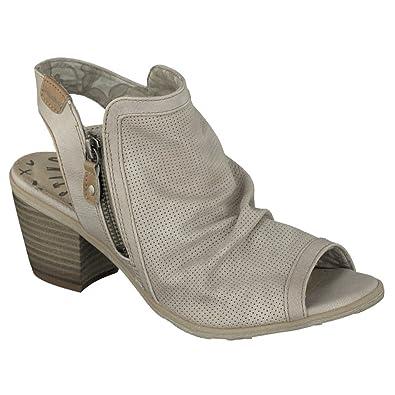 the latest 2e2b7 d017c Mustang Sandale Damen Schuhe 1221-8012-203: Amazon.de ...